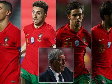 Tak Bergantung Lagi Pada Ronaldo, Timnas Portugal Kini Semakin Merata dan Penuh Bintang 3