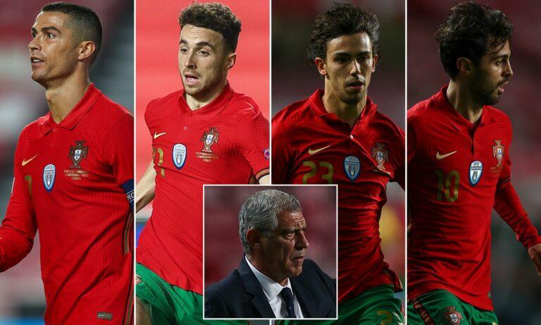 Tak Bergantung Lagi Pada Ronaldo, Timnas Portugal Kini Semakin Merata dan Penuh Bintang 1