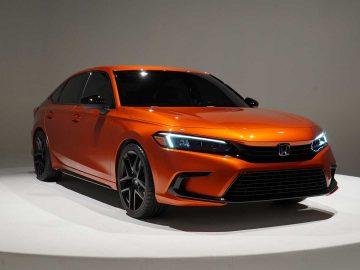Pengenalan Prototipe Honda Civic 2022 7