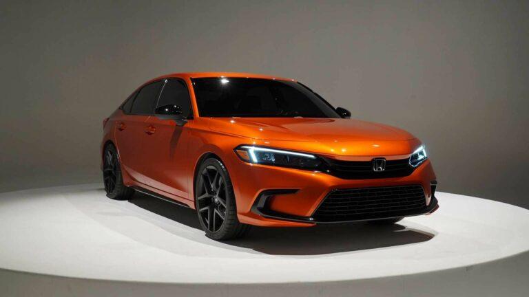 Pengenalan Prototipe Honda Civic 2022 1