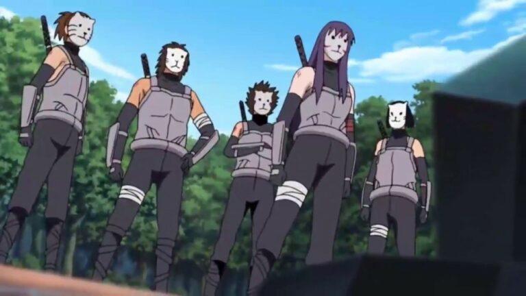 5 Karakter Dalam Anime Dan Manga Naruto Yang Menjadi Mata-Mata 1