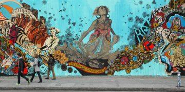 """""""Street Art"""" atau Karya Seni Jalanan Yang Membuat Kota Lebih Hidup 17"""