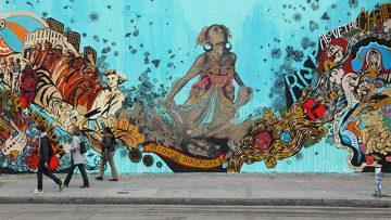 """""""Street Art"""" atau Karya Seni Jalanan Yang Membuat Kota Lebih Hidup 2"""