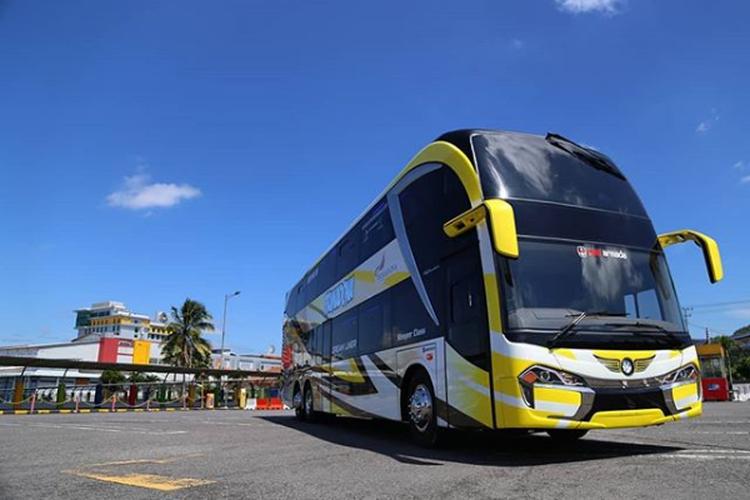 5 Karoseri Bus Indonesia yang Memproduksi Double Decker 4