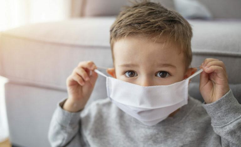 Kebutuhan Dasar Pertumbuhan dan Perkembangan Pada Anak dimasa Pandemi COVID-19 1
