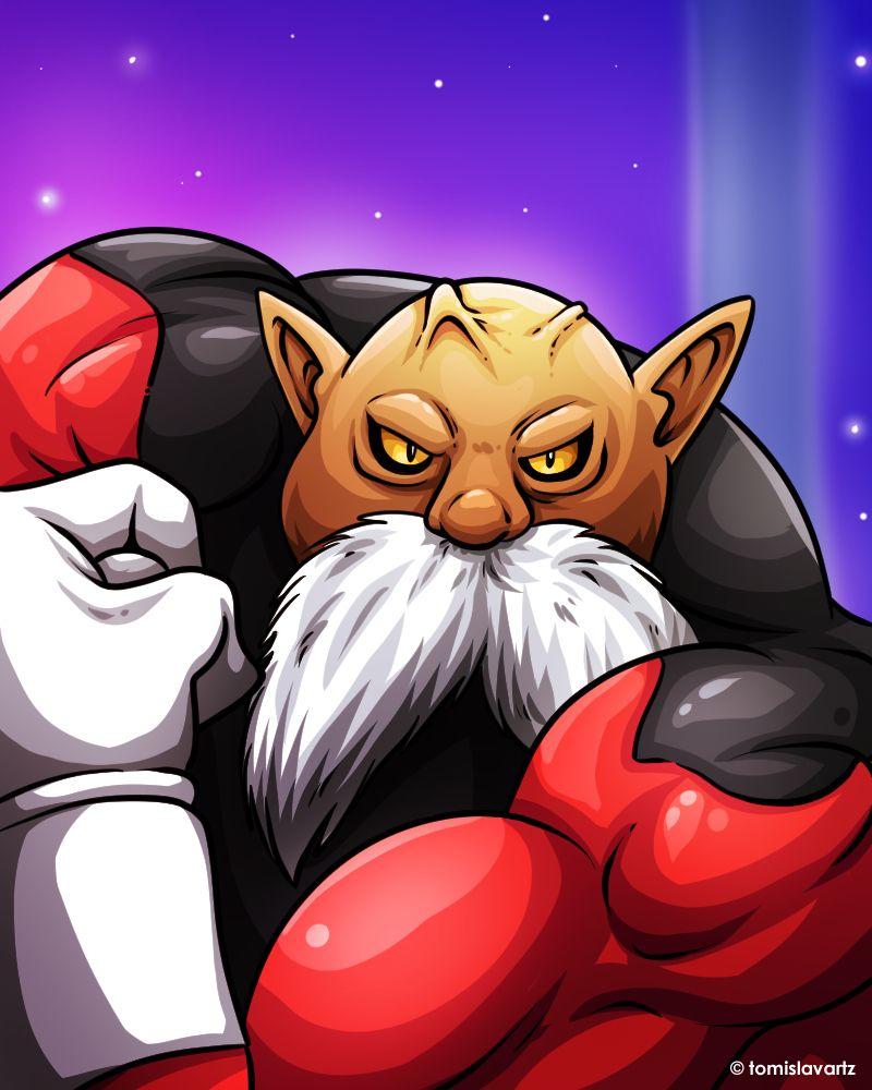 9 Karakter Terkuat di Dragon Ball Super 4