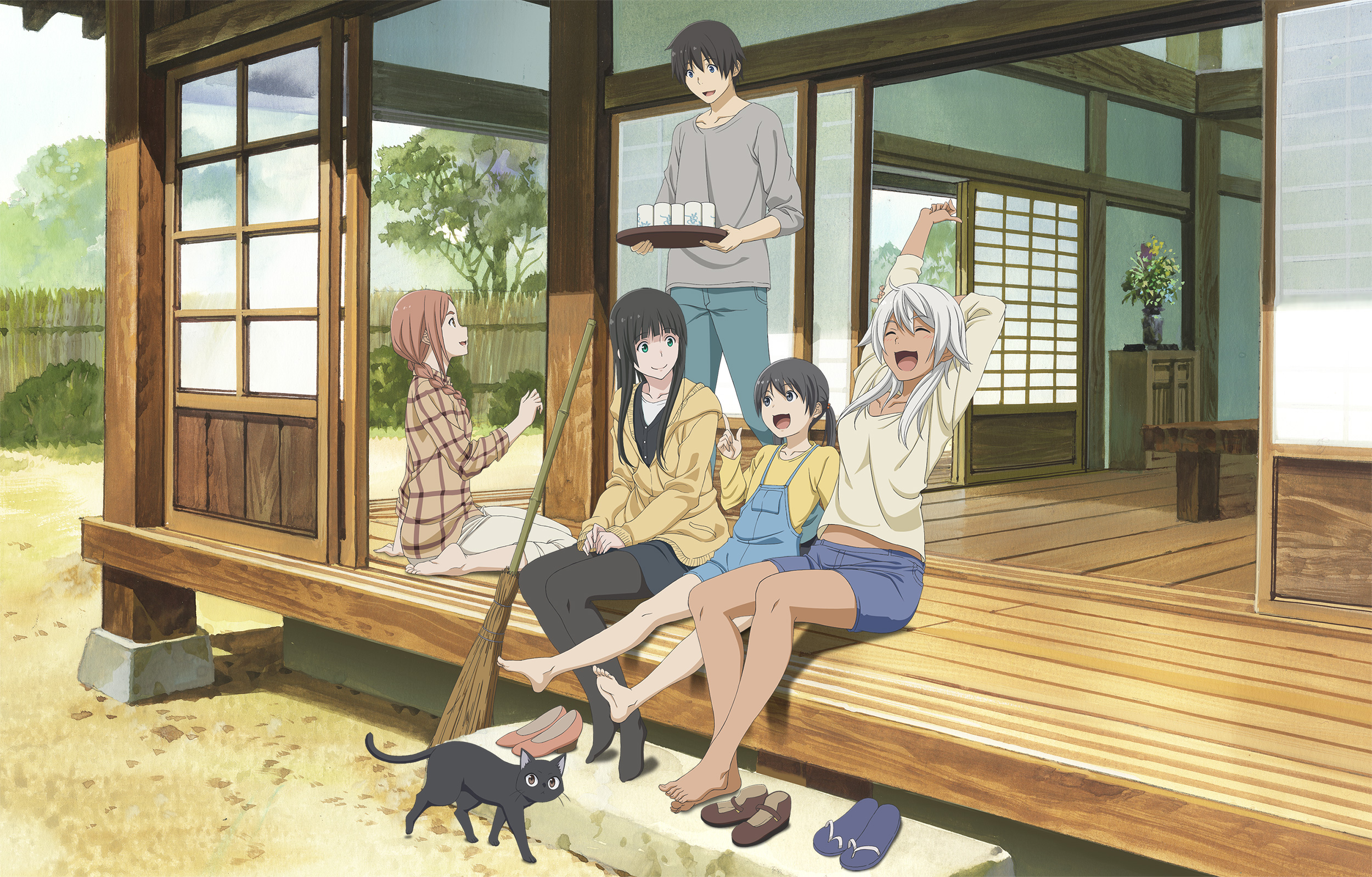 7 Rekomendasi Anime Slice of Life untuk Menemani Waktu Santai Mu 3