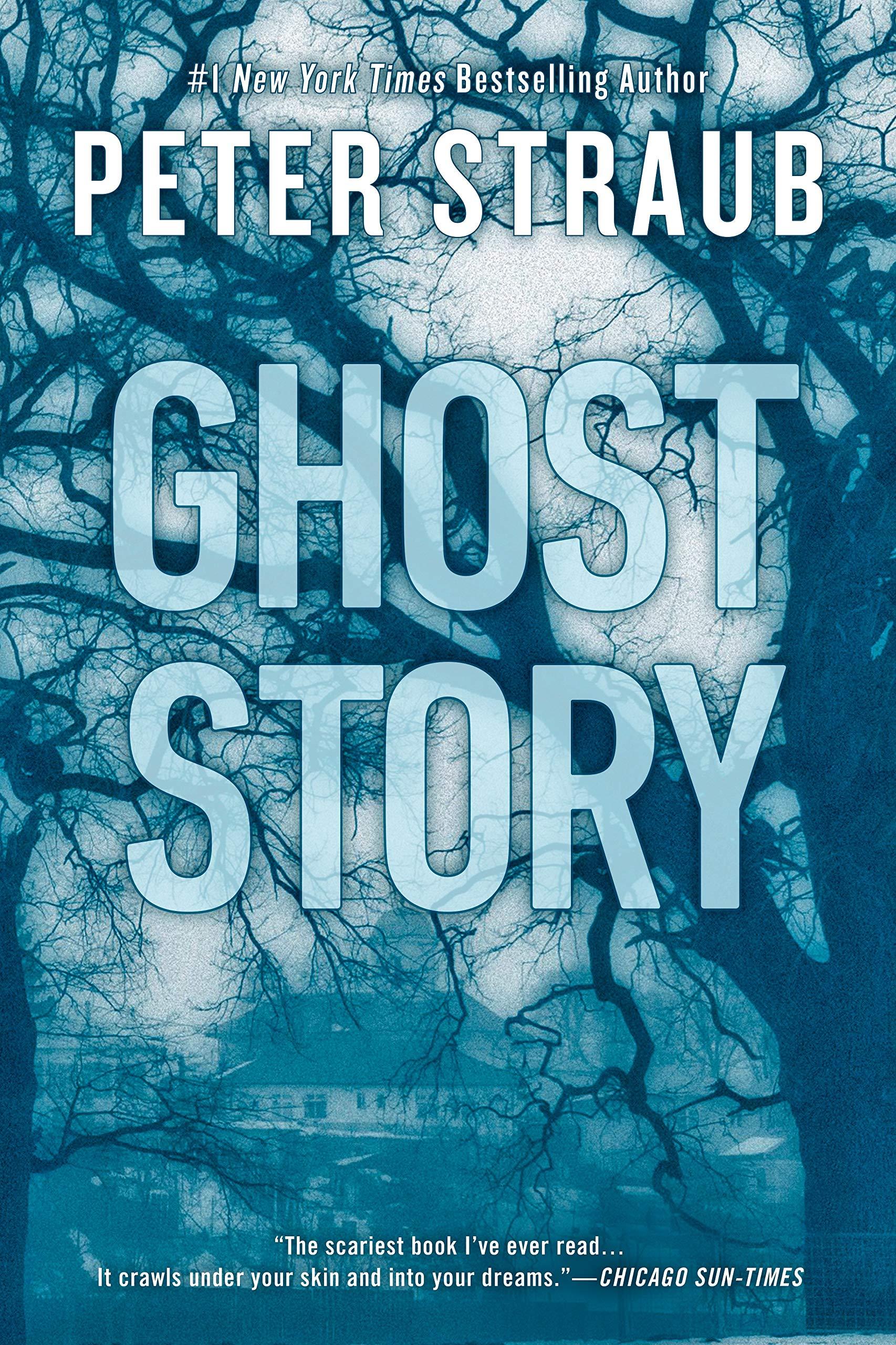 <b>Ghost Story - Peter Straub (amazon.com)</b>