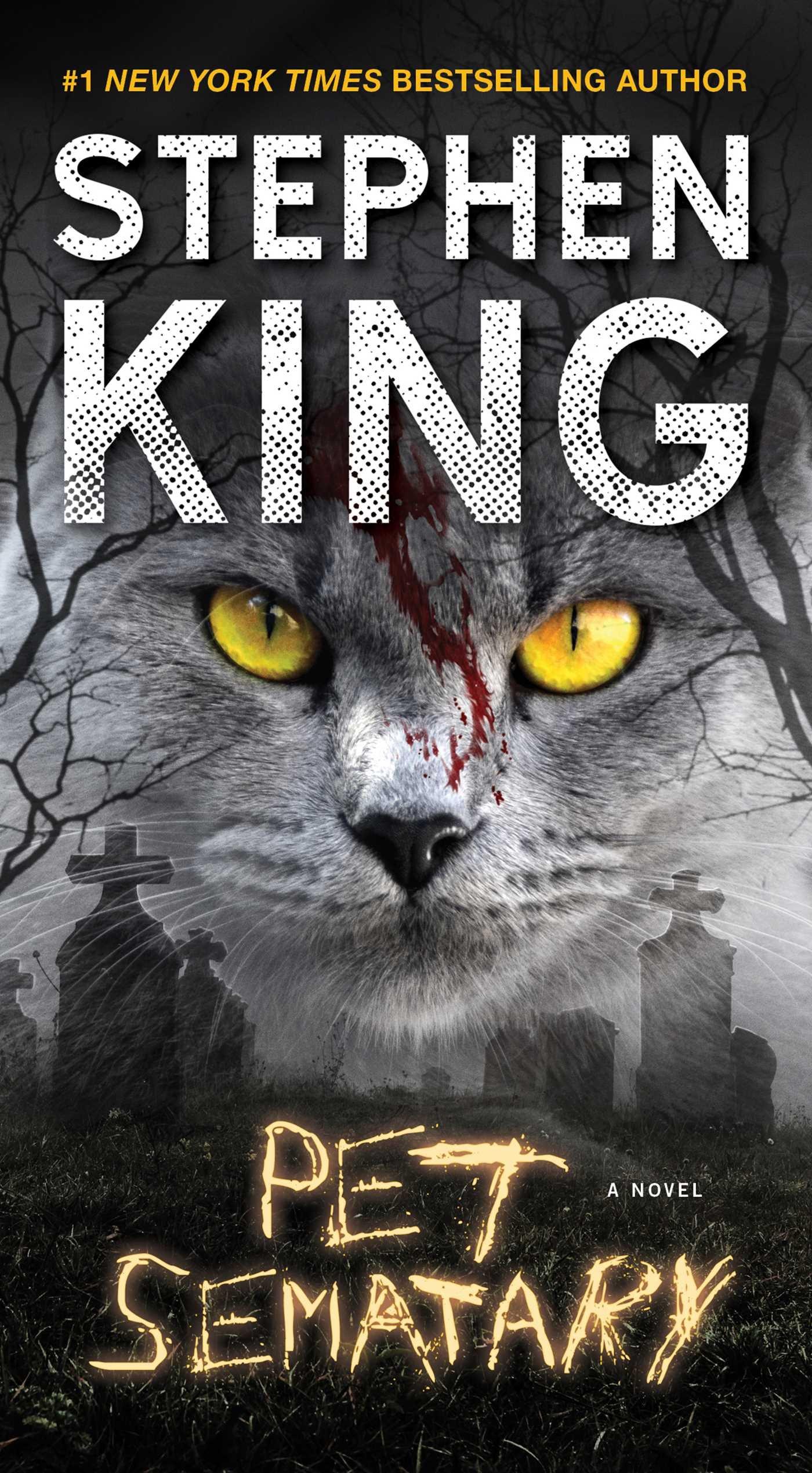 <i>Pet Sematary - Stephen King (amazon.com)</i>