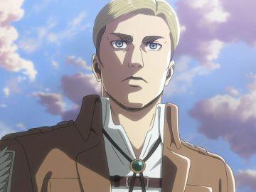 5 Karakter Paling Keren di Anime Attack On Titan 11