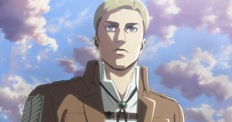 5 Karakter Paling Keren di Anime Attack On Titan 1