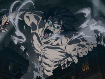 Inilah Kekuatan Yang Dimiliki Eren Yeaguer Setelah Memakan Warhammer Titan Di Episode 7 18