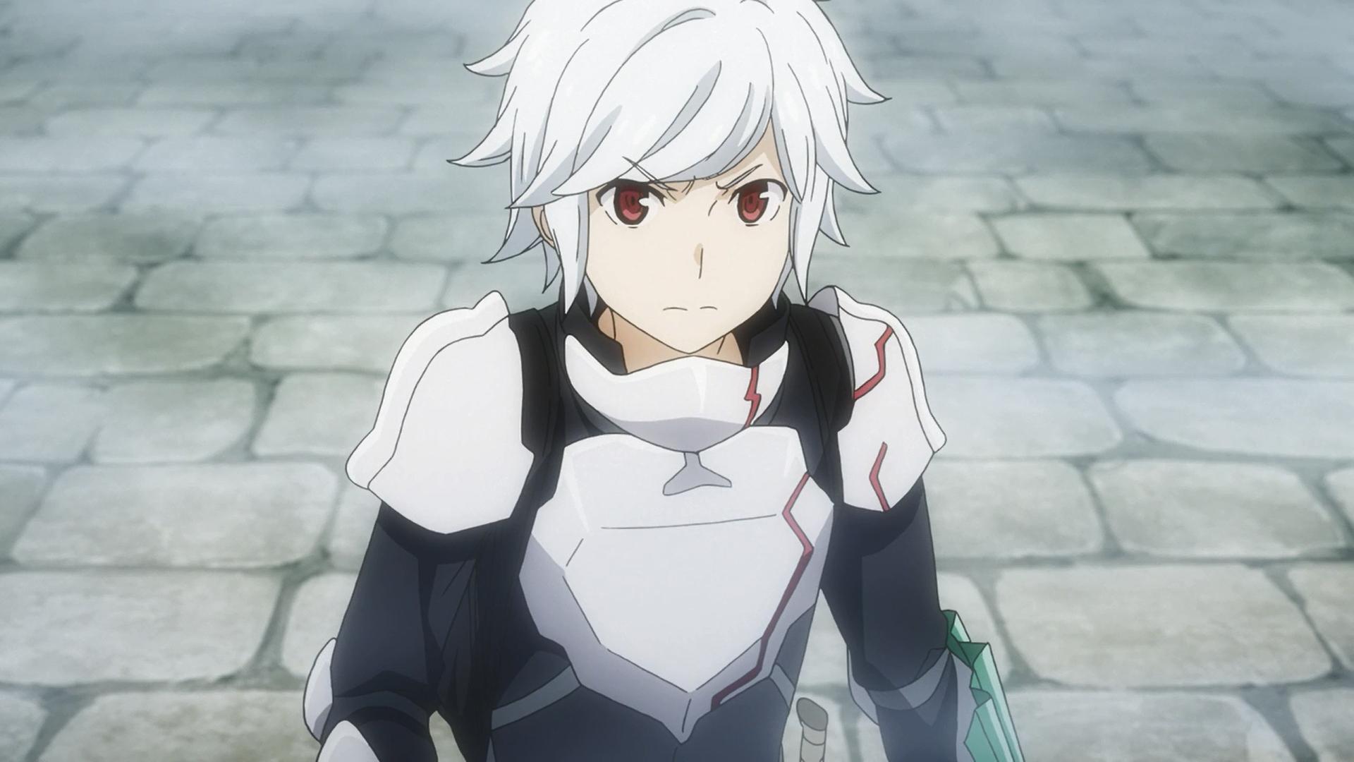 12 Tokoh Anime Berambut Putih/Perak, Manakah Favorit Mu? 10