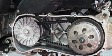 Penting! Begini Cara Perawatan CVT dan Mesin Pada Motor Matic 16