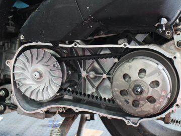Penting! Begini Cara Perawatan CVT dan Mesin Pada Motor Matic 6