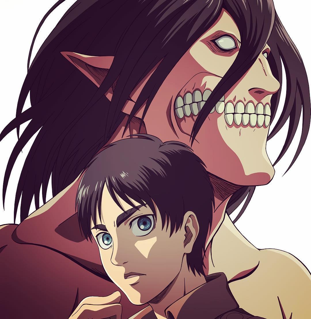 5 Karakter Paling Keren di Anime Attack On Titan 6