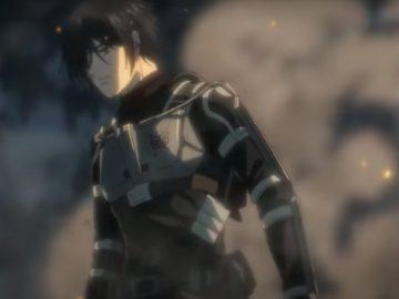 EndGame dari Mikasa Ackerman 20