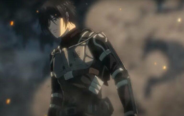 EndGame dari Mikasa Ackerman 1
