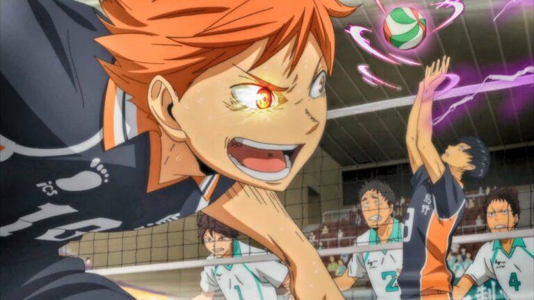 Inilah 5 Ace Top Nasional Terbaik di Anime Haikyuu 1