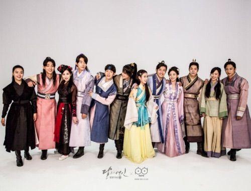 Rekomendasi Drama Korea tentang Kerajaan terbaik 3