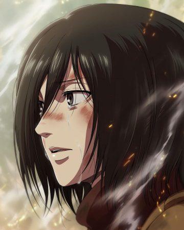 5 Fakta Mikasa Ackerman, Perempuan Kuat Yang Selalu Melindungi Eren Yeager 28