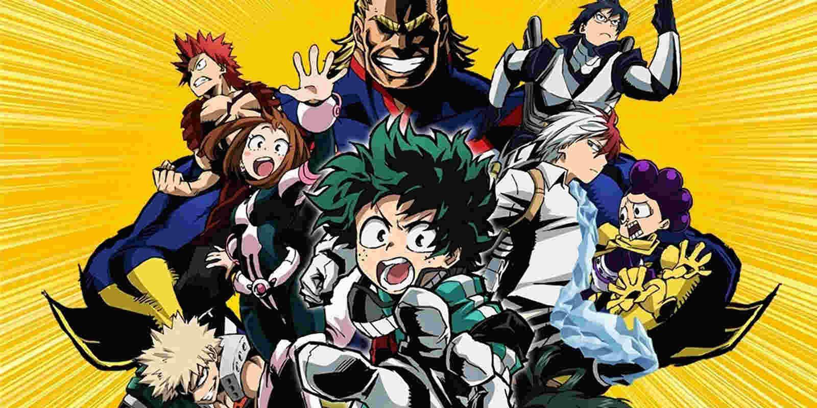 Daftar 10 Anime Paling Populer Tahun 2020, Sudah Nonton? 6