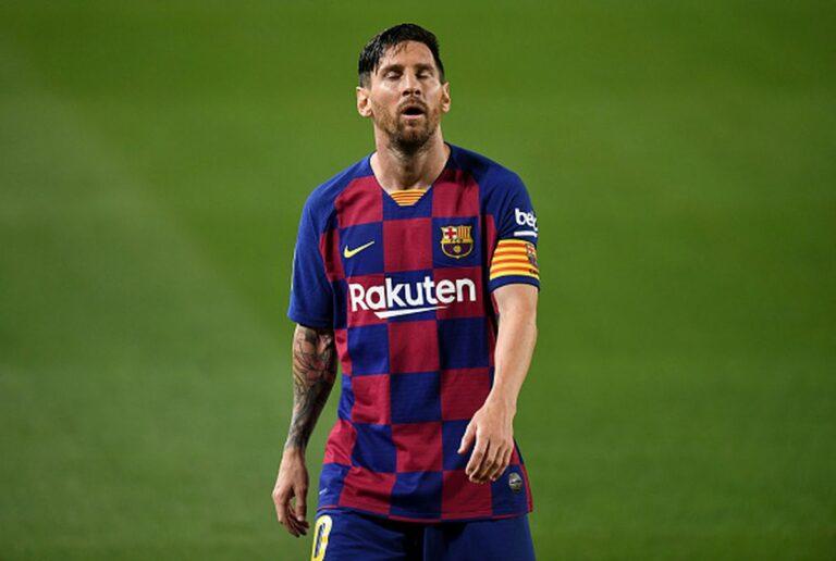 Benarkah Messi Akan Pindah? Lalu Klub Manakah Yang Beruntung Meminang Messi 1