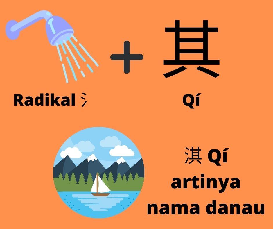 """Belajar Menulis Karakter Bahasa Mandarin dengan Metode """"Radikal"""" 3"""