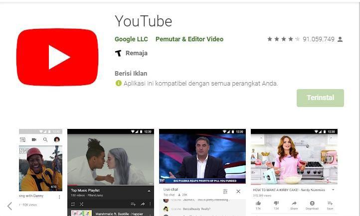 Mengelola Youtube Dari Handphone, Ini Aplikasi Yang Wajib Dipasang 3