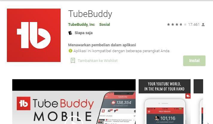 Mengelola Youtube Dari Handphone, Ini Aplikasi Yang Wajib Dipasang 6