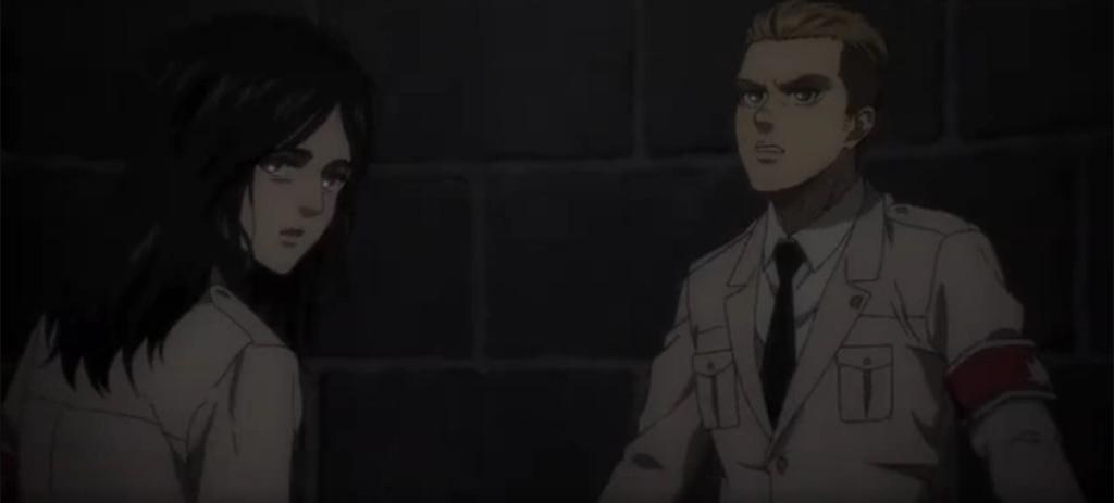 Anime Attack on Titan Final Season Episode 6 : Munculnya Raksasa Palu Perang 11
