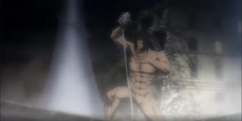 Anime Attack on Titan Final Season Episode 6 : Munculnya Raksasa Palu Perang 10