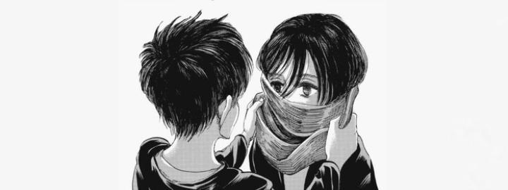 EndGame dari Mikasa Ackerman 5