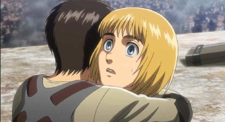 Shingeki No Kyojin: Mimpi Armin Akan Menyelamatkan Dunia 6