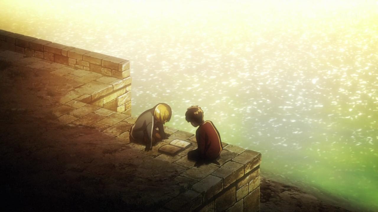 Shingeki No Kyojin: Mimpi Armin Akan Menyelamatkan Dunia 3
