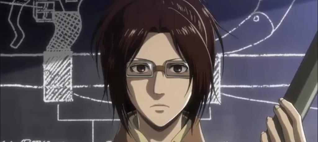 6 Karakter Paling Cerdas Dalam Serial Attack on Titan, Ada Idolamu? 4