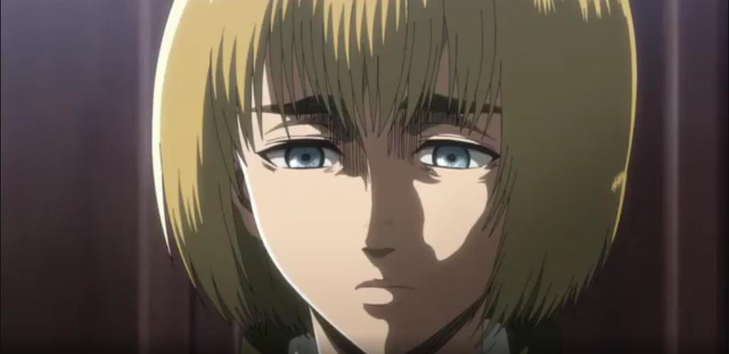 6 Karakter Paling Cerdas Dalam Serial Attack on Titan, Ada Idolamu? 8