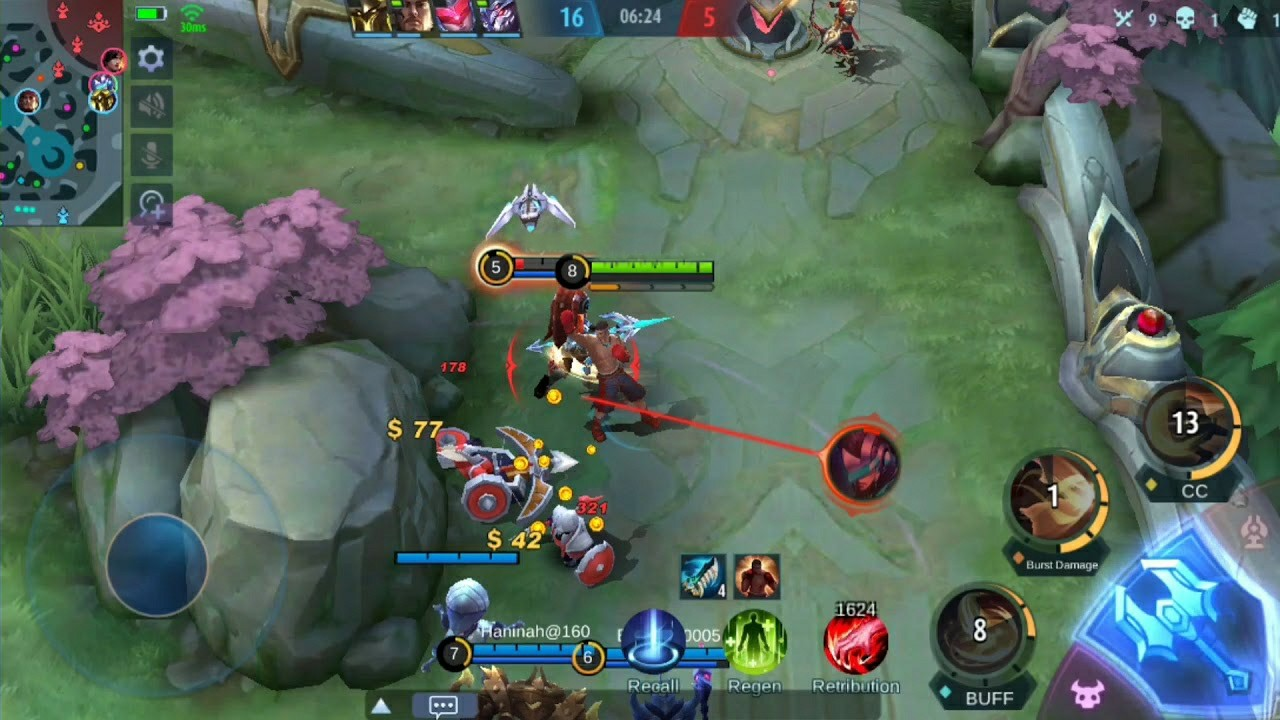 Mobile Legend : Best Build Paquito Ala Jess No Limit, Sekali Combo Lawan Mati! 5