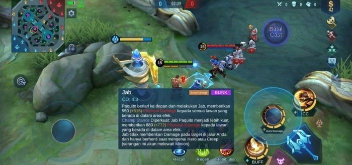 Mobile Legend : Best Build Paquito Ala Jess No Limit, Sekali Combo Lawan Mati! 7
