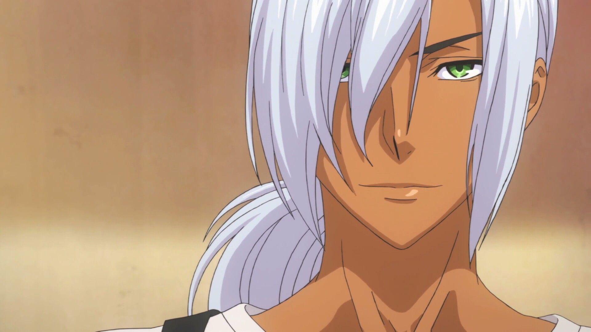 12 Tokoh Anime Berambut Putih/Perak, Manakah Favorit Mu? 12