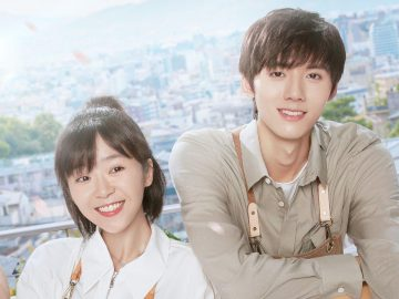 Rekomendasi Drama China romansa tentang kehidupan kampus (school love) 9