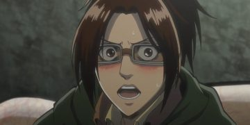 6 Karakter Paling Cerdas Dalam Serial Attack on Titan, Ada Idolamu? 21