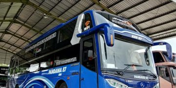 5 Karoseri Bus Indonesia yang Memproduksi Double Decker 6