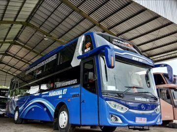 5 Karoseri Bus Indonesia yang Memproduksi Double Decker 19