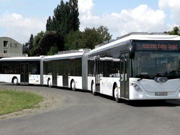 Mengenal The AutoTram Extra Grand : Bus Terpanjang di Dunia 10