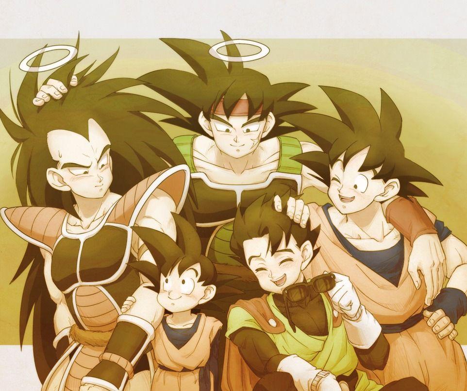 Menggapa Son Goku Tidak Pernah Menanyakan Tentang Orang Tuanya 4