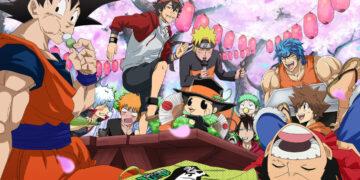 5 Anime yang Banyak Diwarnai Kelakuan Konyol Para Tokohnya 27