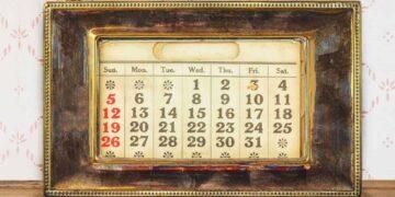 Dari Gregorian hingga Hijriah, Inilah 5 Sistem Kalender yang Paling Umum digunakan Dunia 23