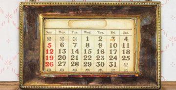 Dari Gregorian hingga Hijriah, Inilah 5 Sistem Kalender yang Paling Umum digunakan Dunia 21