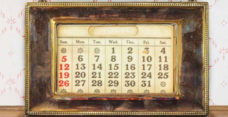 Dari Gregorian hingga Hijriah, Inilah 5 Sistem Kalender yang Paling Umum digunakan Dunia 1